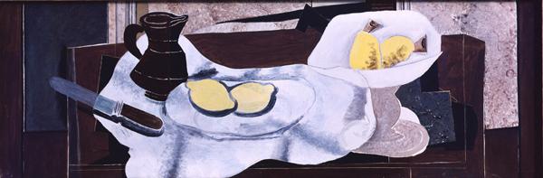 karaffe zitrone fruchtschale pichet citrons compotier alfred flechtheim. Black Bedroom Furniture Sets. Home Design Ideas